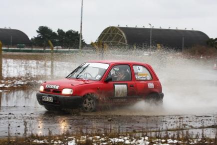 CMC Woodbridge Targa Rally, 10th March 2013