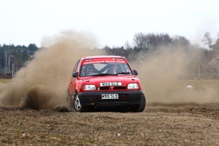 CMC TRS Targa Rally, 2014